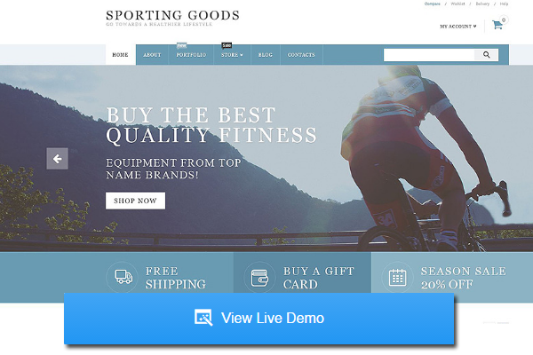 WooCommerce Demo 55544