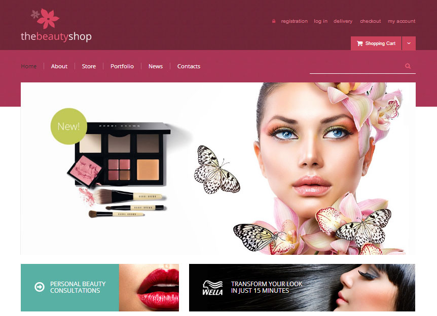 WooCommerce Themes and  Templates