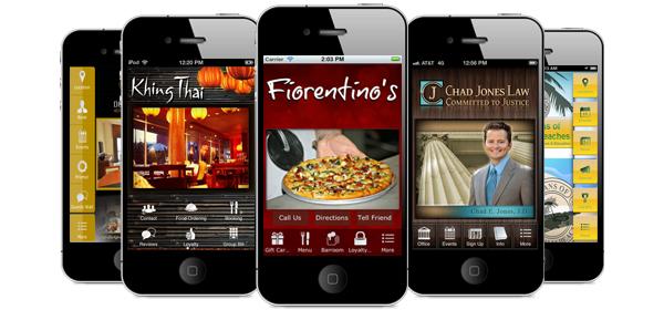 Australian App Design Samples