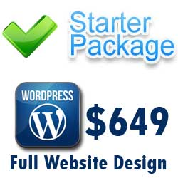 WordPress Started Package
